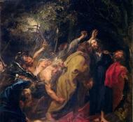 Verhaftung Christi im Garten - Dyck